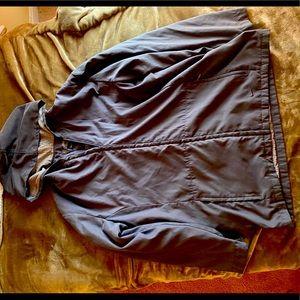 Women's Nike Golf hooded zip jacket, large